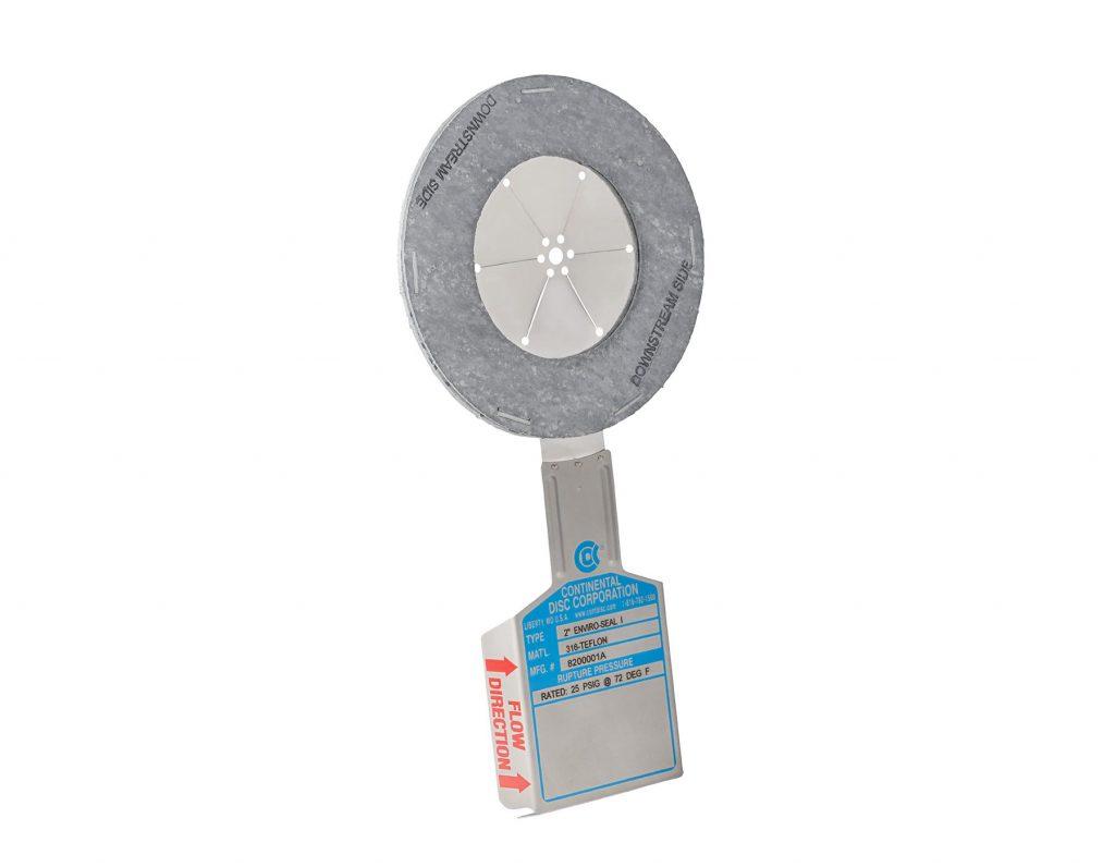 ENVIRO-SEAL Rupture Disc