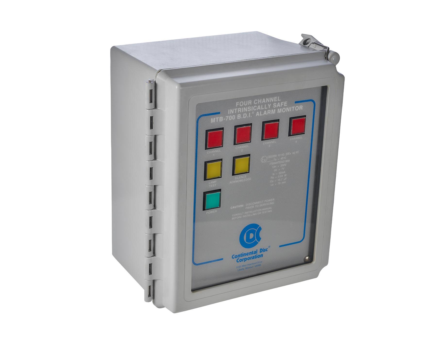 MTB-700 Alarm Monitor