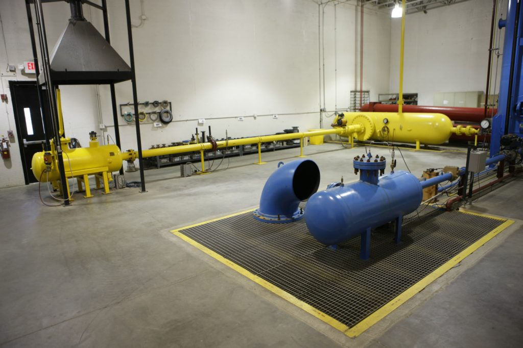 The CDC Flow Lab Is a Leader in the Rupture Disc Testing Field