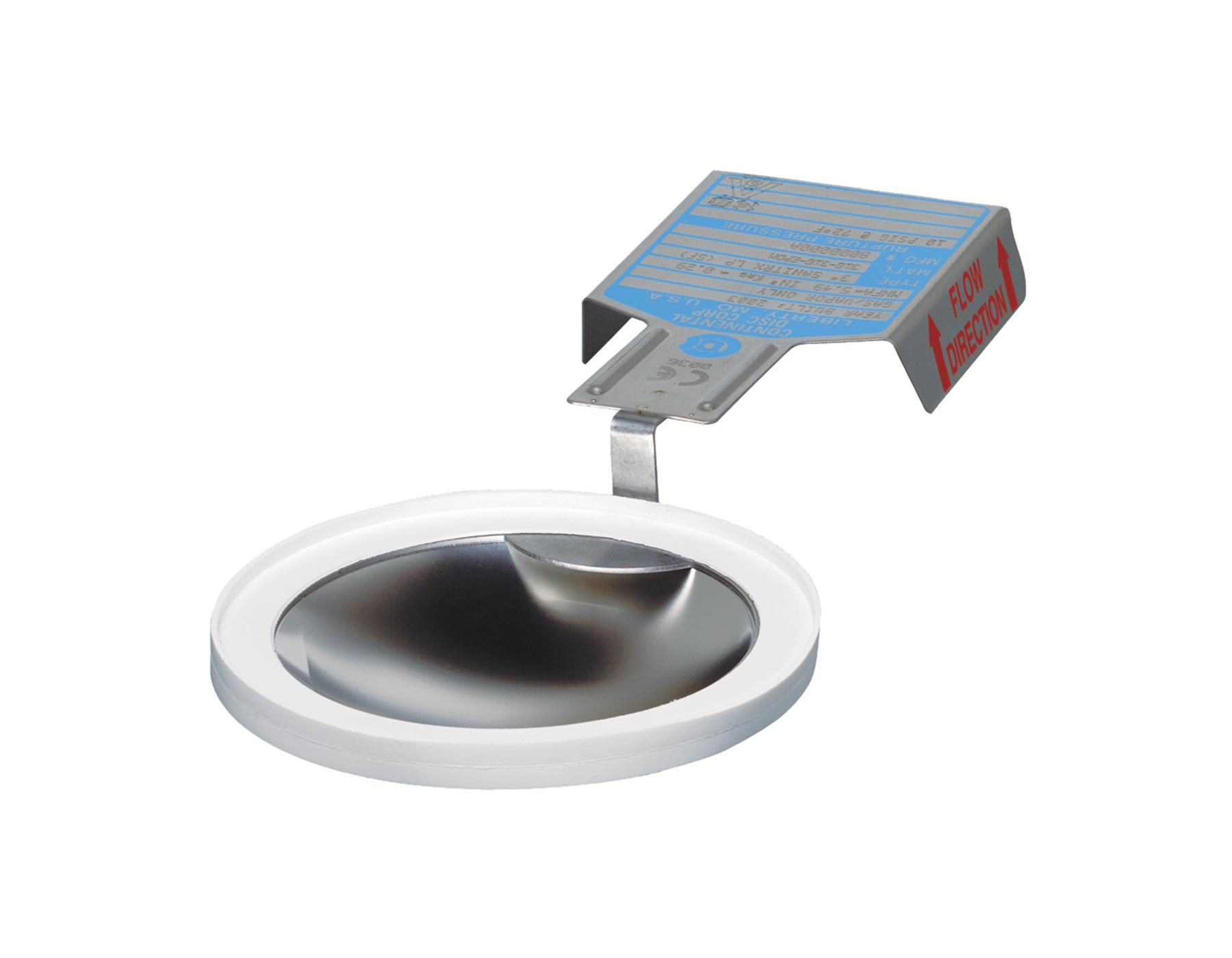 SANITRX LP™  Rupture Disc