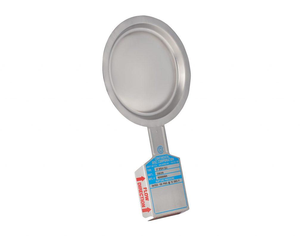 Standard 30° Seat Rupture Disc